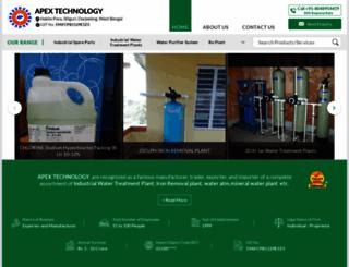 apexpurifier.com screenshot
