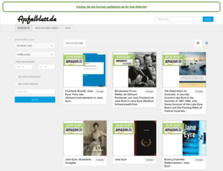 apfelblatt.de screenshot