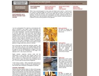 aphotosketchbook.com screenshot
