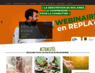 api-restauration.com screenshot