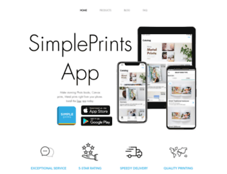 api.getsimpleprints.com screenshot