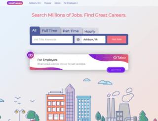 api.jobs2careers.com screenshot