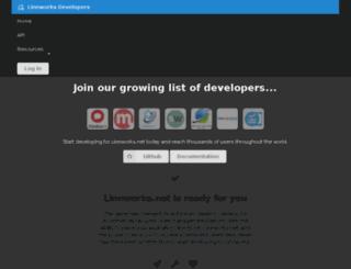 api.linnlive.com screenshot