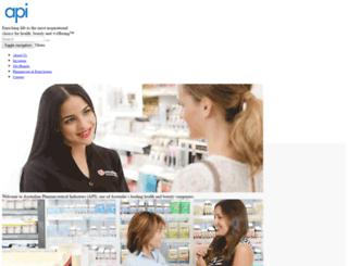 api.net.au screenshot