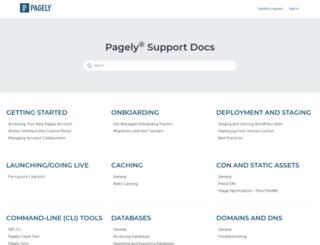 api.pagely.com screenshot
