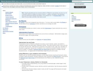 api.pbwiki.com screenshot