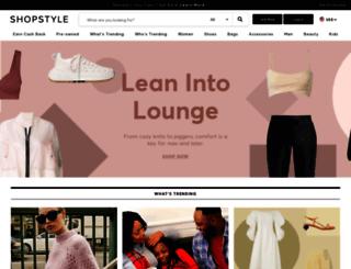 api.shopstyle.com.au screenshot
