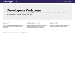 api.theliftsystem.com screenshot