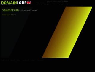 api.vouchers.im screenshot
