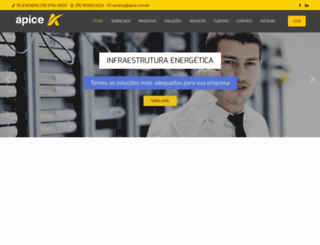 apice.com.br screenshot