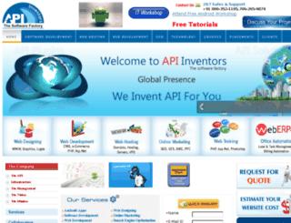 apiinventors.com screenshot