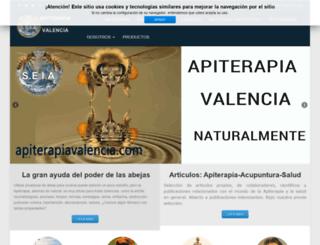 apiterapiavalencia.com screenshot