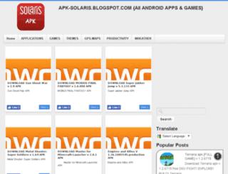 apk-solaris.blogspot.com screenshot