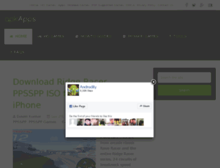 apkapps.techposts.org screenshot