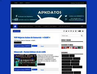 apkdatos.blogspot.com screenshot