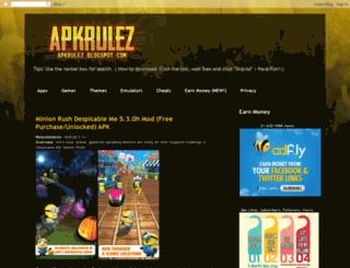 apkrulez.blogspot.com screenshot