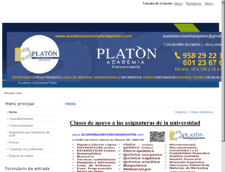aplaton.net screenshot