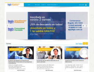 aplegis.com screenshot