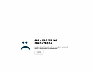 aplicaciones.nafin.com screenshot