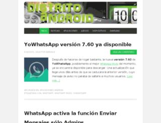 aplicacionesandroide.com screenshot