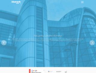 aplikacje.bluerank.pl screenshot