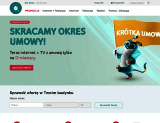 aplikacje.upc.pl screenshot