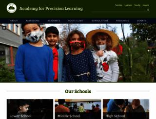 aplschool.org screenshot