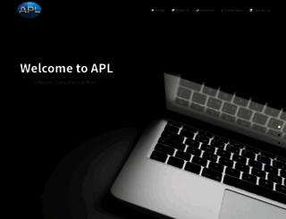 aplsol.com screenshot