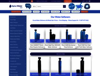 apluswater.net screenshot