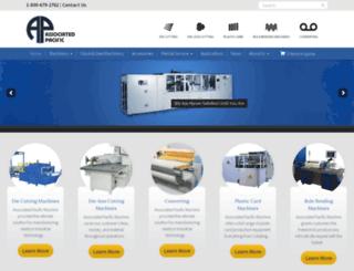 apmcorp.com screenshot