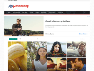 apmessenger.com screenshot