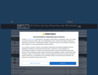 apmforo.mforos.com screenshot