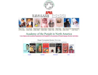 apnaorg.com screenshot