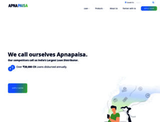 apnapaisa.com screenshot