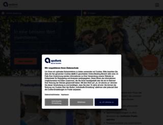 apobank.de screenshot