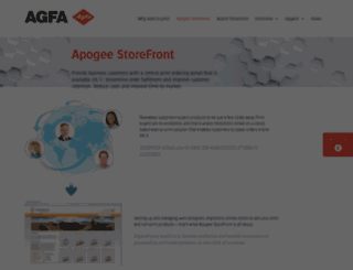 apogeestorefront.com screenshot