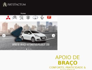 apoiodebraco.com.br screenshot