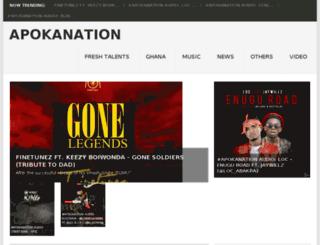 apokanation.com screenshot