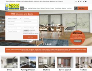apollo.net.au screenshot