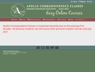 apollo123.com screenshot