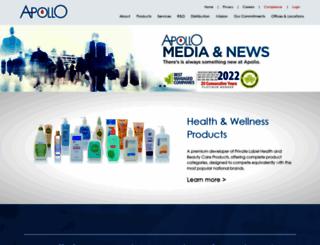 apollocorp.com screenshot