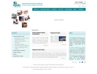apolloglobalprojects.com screenshot
