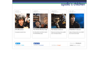 apolloschildren.com screenshot