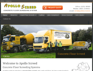 apolloscreed.net screenshot