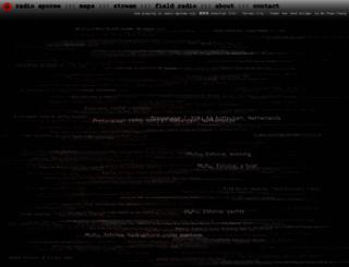 aporee.org screenshot