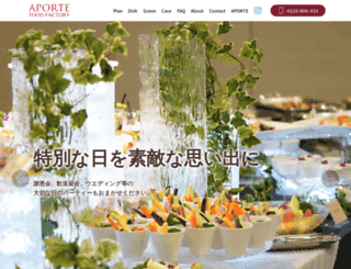 aporte.net screenshot