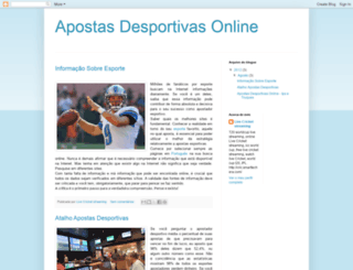 apostasdesportivasonline-pt.blogspot.in screenshot