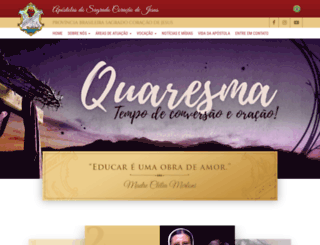 apostolas.org.br screenshot