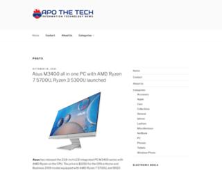 apothetech.com screenshot