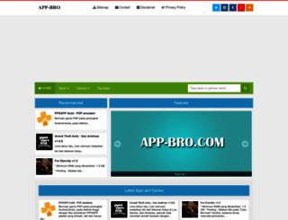 app-bro.blogspot.co.id screenshot